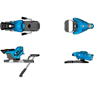 Salomon STH 14 Driver Ski Bindings (100mm Brakes) 2013