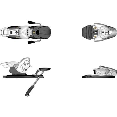 Salomon Z10 Ti Ski Bindings (100mm Brakes) - Women's 2013