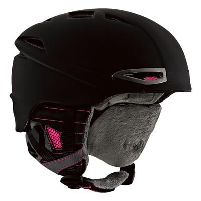Red Drift Helmet - Women's