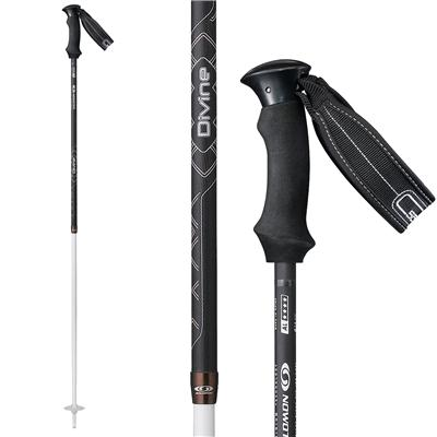 Salomon Divine Origins Ski Poles - Women's 2013