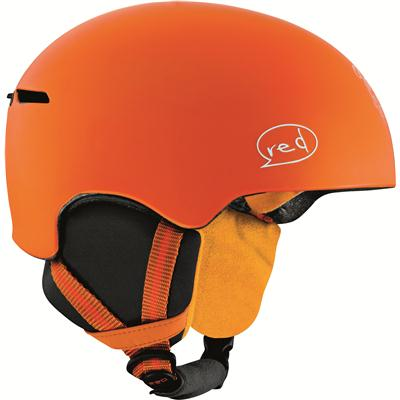 Red Avid Grom Helmet - Kid's