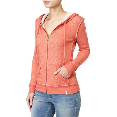 Quiksilver Nautical Patch Zip Hoodie - Women's