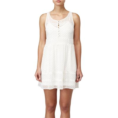 Quiksilver Edwardian Dot Dress - Women's