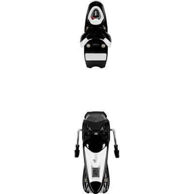 Rossignol Axium Jr 70 S Ski Bindings (73mm Brakes) - Youth 2013