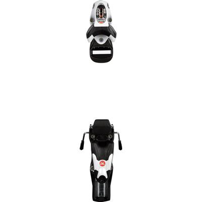 Rossignol Comp Kid 25 L Ski Bindings (80mm Brakes) - Youth 2013