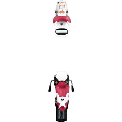 Rossignol Comp Kid Princess 25 L Ski Bindings (80mm Brakes) - Youth - Girl's 2013