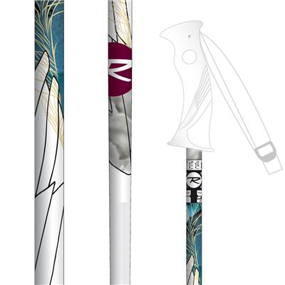 Rossignol Temptation Light Ski Poles - Women's 2013