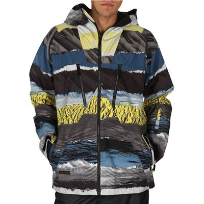Quiksilver Travis Rice Symbol Jacket