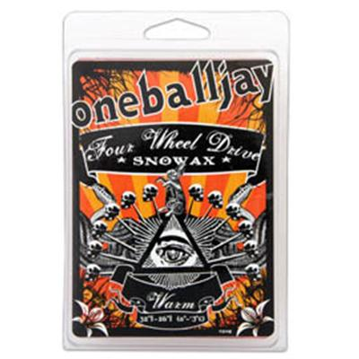 One Ball Jay 4WD Warm Wax