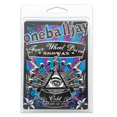 One Ball Jay 4WD Cold Wax