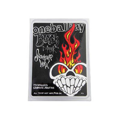 One Ball Jay Black Magic Graphite Bar Wax