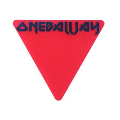 One Ball Jay Maiden Triangle Scraper