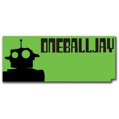 One Ball Jay Roboto Scraper