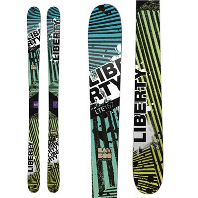Liberty LTE Skis 2013
