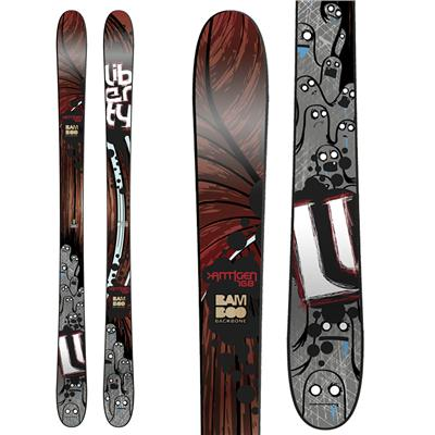 Liberty Antigen Skis 2013