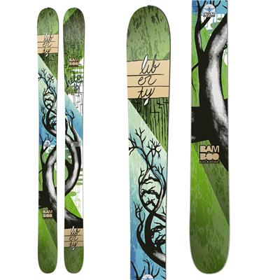 Liberty Helix Skis 2013