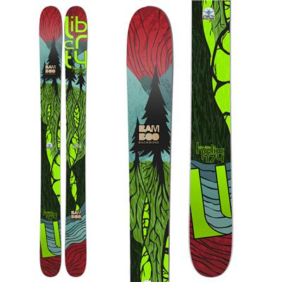 Liberty Double Helix Skis 2013