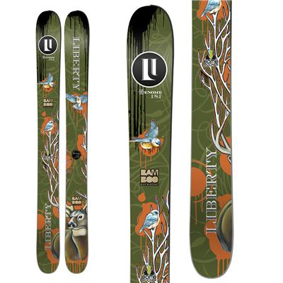 Liberty Genome Skis 2013