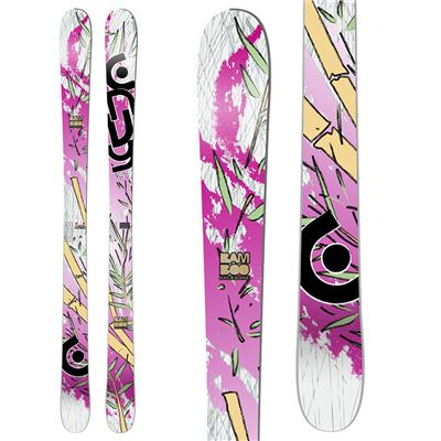Liberty Envy All Mountain Skis - Women's 2013