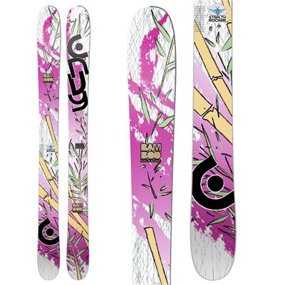 Liberty Envy Powder Skis - Women's  2013