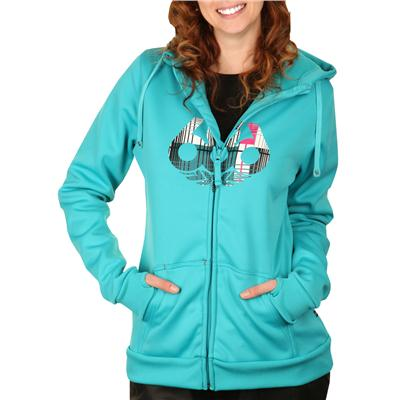 686 Icon Bonded Tech Fleece Jacket - Women's