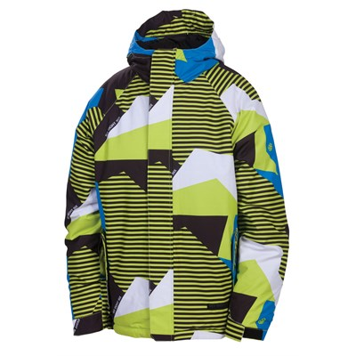 686 Mannual Mix Insulated Jacket - Youth - Boy's
