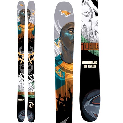 Icelantic Da'Nollie Skis 2011