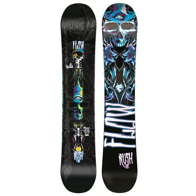 Flow Rush ABT Wide Snowboard 2013