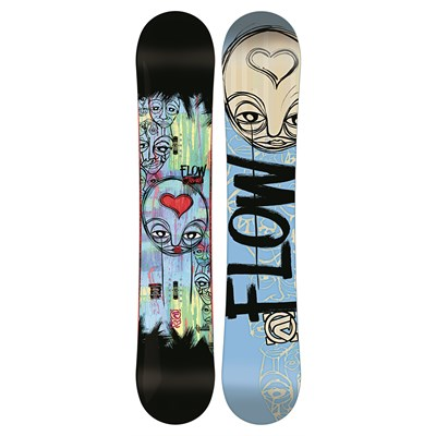 Flow Jewel Snowboard - Women's 2013