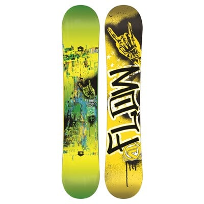 Flow Micron Verve Snowboard - Youth - Boy's 2013