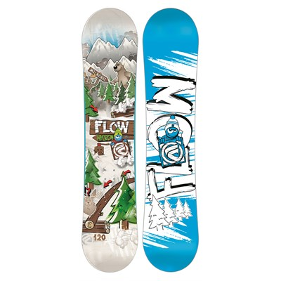 Flow Micron Mini Snowboard - Youth 2013