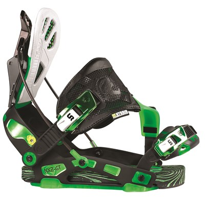 Flow NX2-GT Snowboard Bindings 2013