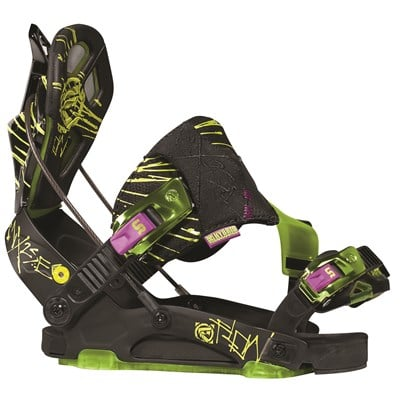Flow NX2-SE Snowboard Bindings 2013
