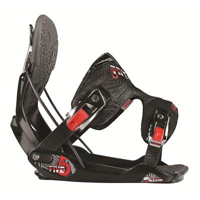 Flow The Five Snowboard Bindings 2013