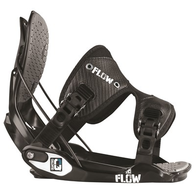 Flow Quattro Snowboard Bindings 2013