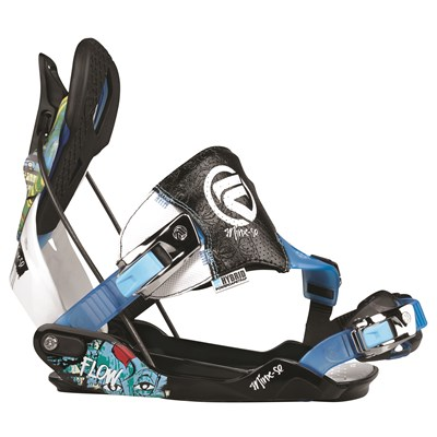 Flow Minx-SE Snowboard Bindings - Women's 2013