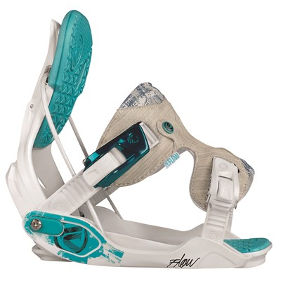 Flow Minx Snowboard Bindings - Women's 2013