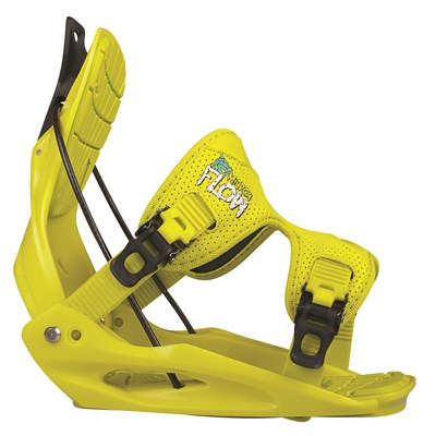 Flow Micron Snowboard Bindings - Youth 2013