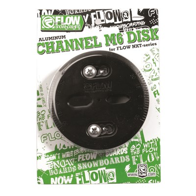 Flow NXT Channel Base Plate 2013