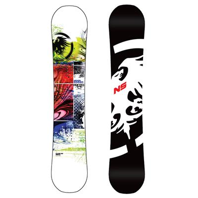 Never Summer Proto CTX Wide Snowboard 2013
