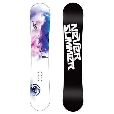Never Summer Lotus Snowboard - Women's 2013
