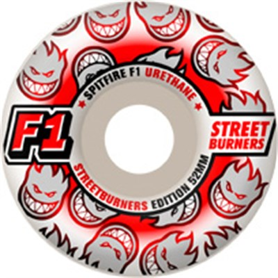 Spitfire F1 Streetburns Skateboard Wheels