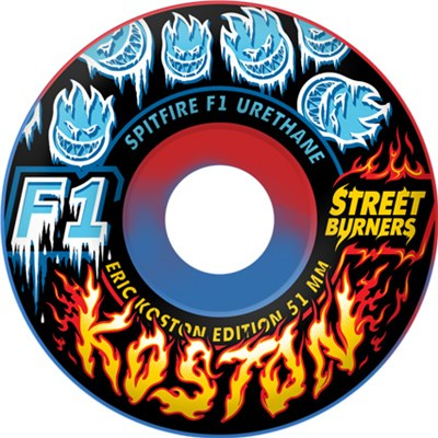 Spitfire Koston Freezer Burn Skateboard Wheels