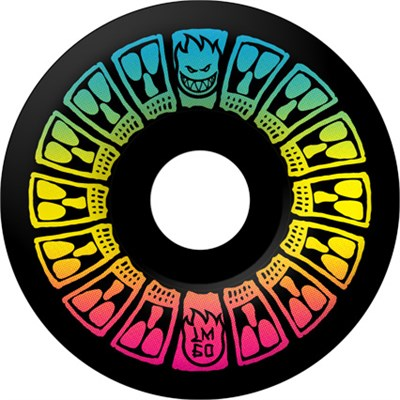 Spitfire Mountain Og Skull II Skateboard Wheels