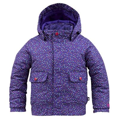 Burton Minishred Twist Bomber Jacket - Youth - Girls