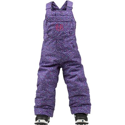 Burton Minishred Sweetart Bib Pants - Youth - Girl's