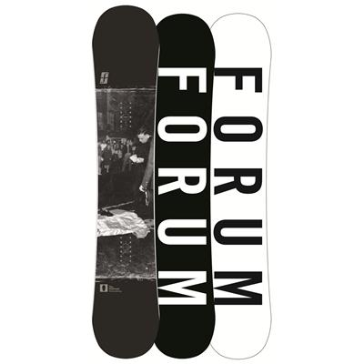 Forum Destroyer DoubleDog Snowboard 2013