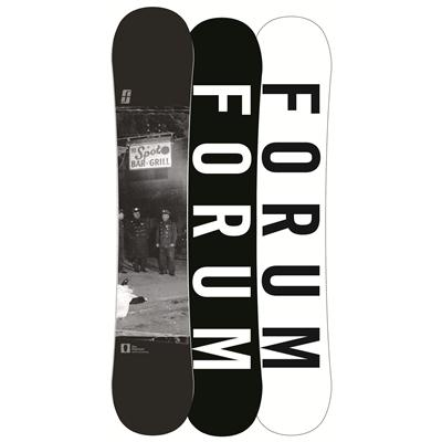 Forum Destroyer DoubleDog Wide Snowboard 2013