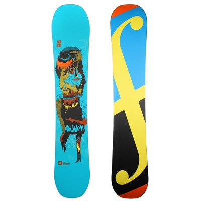 Forum Youngblood DoubleDog Snowboard 2013