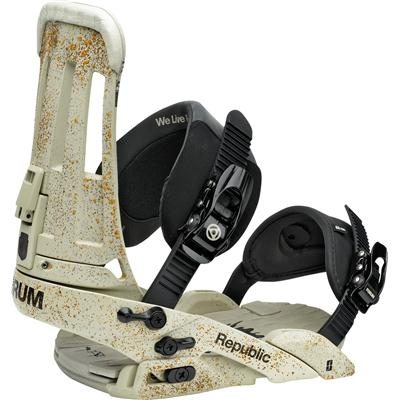 Forum Republic Snowboard Bindings 2013